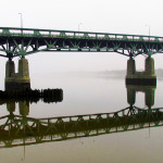 River-Reflections-At-Lardner's-Point-In-Philly