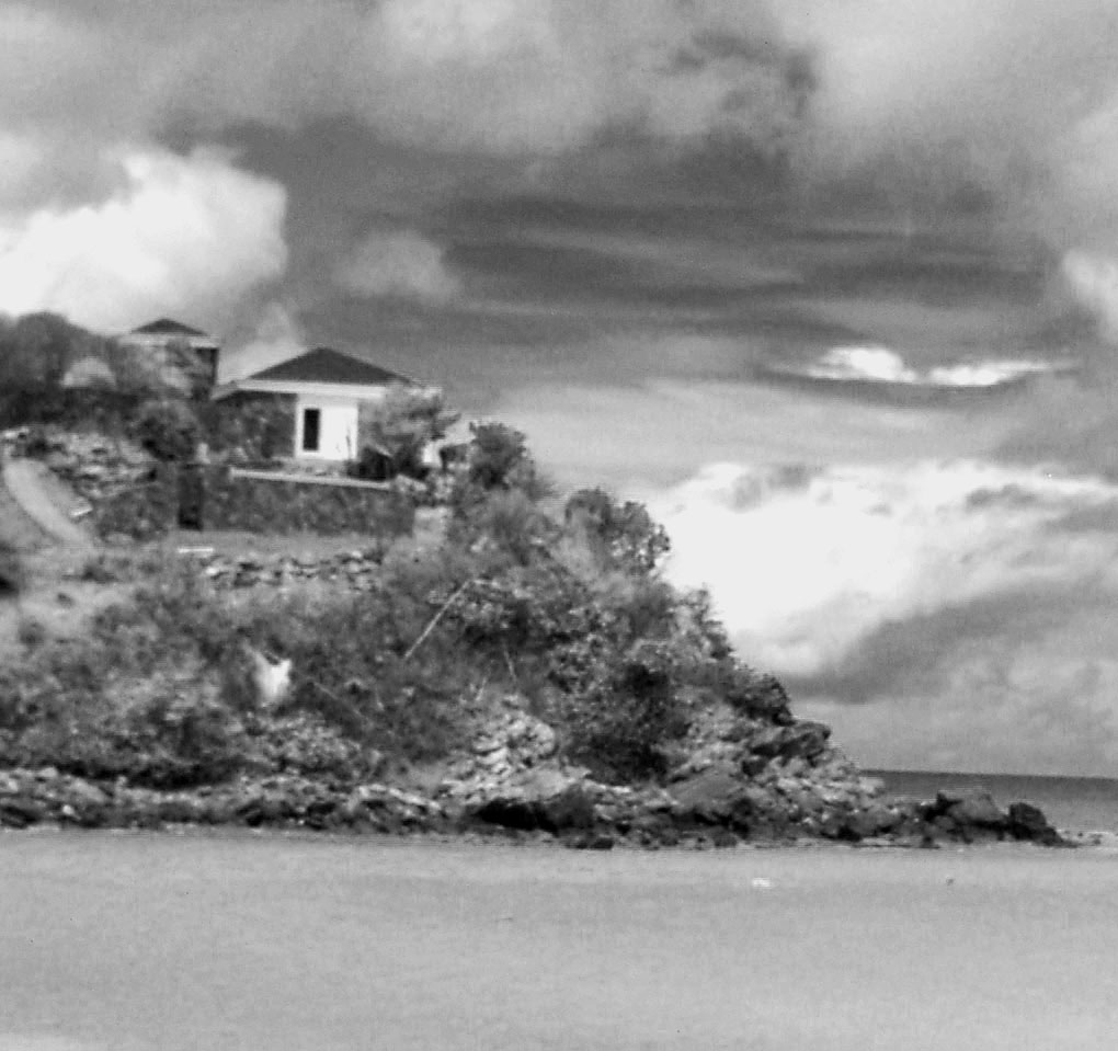 Island House In St Martin