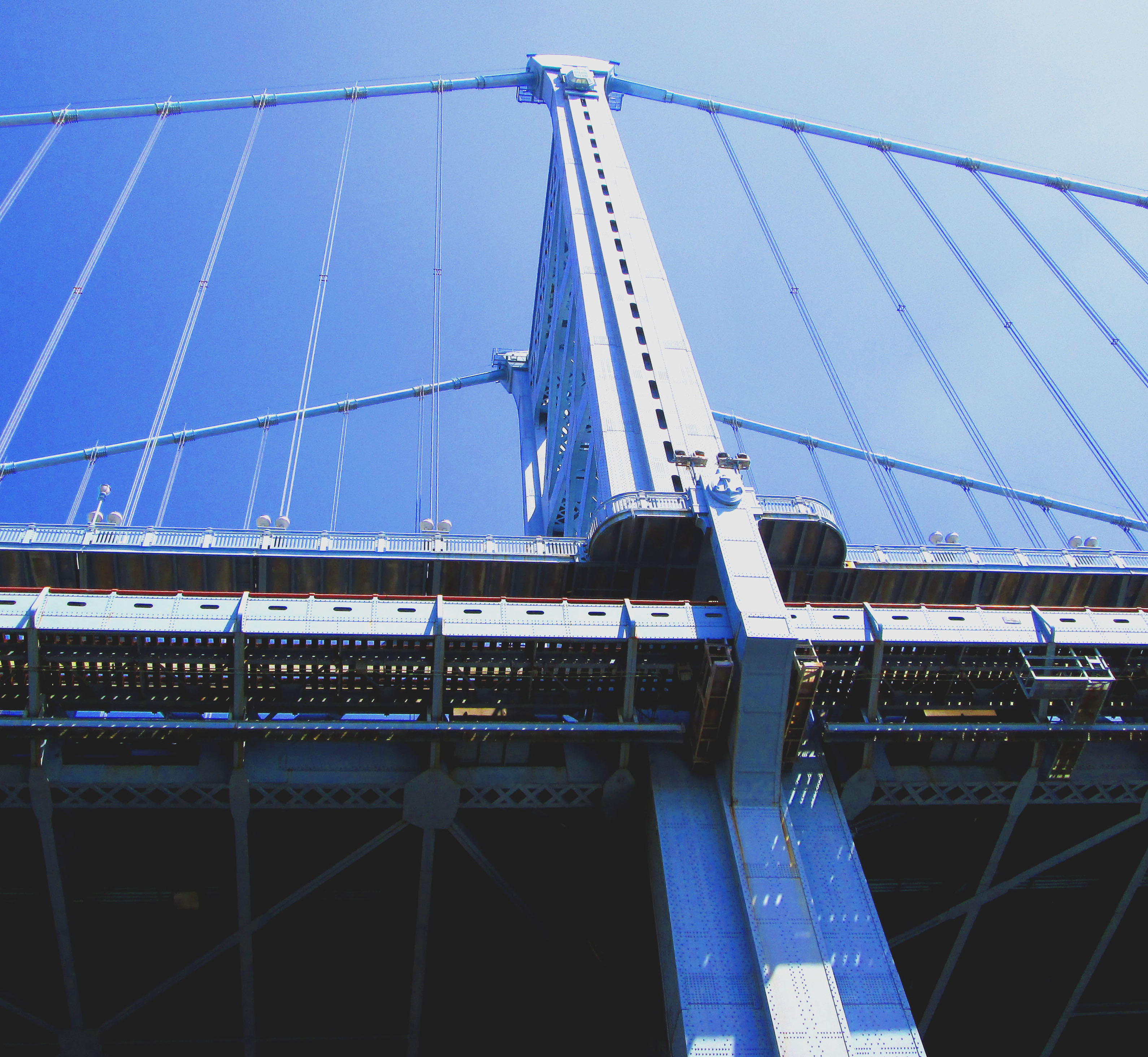 Suspension-Bridge-Steel-Tower