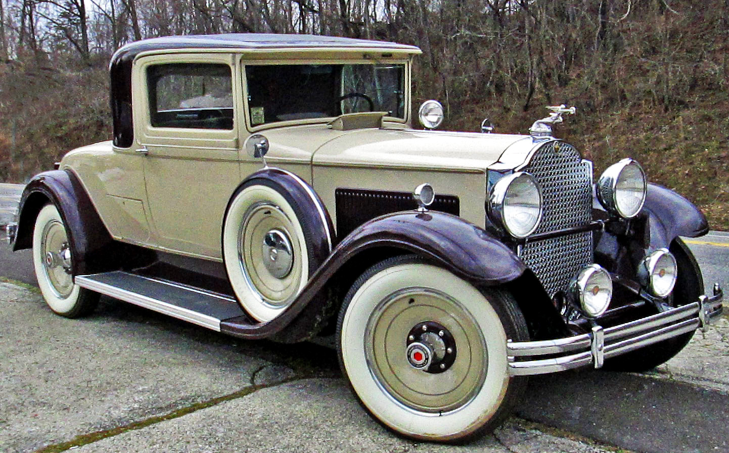 1931 Packard 840 Coupe