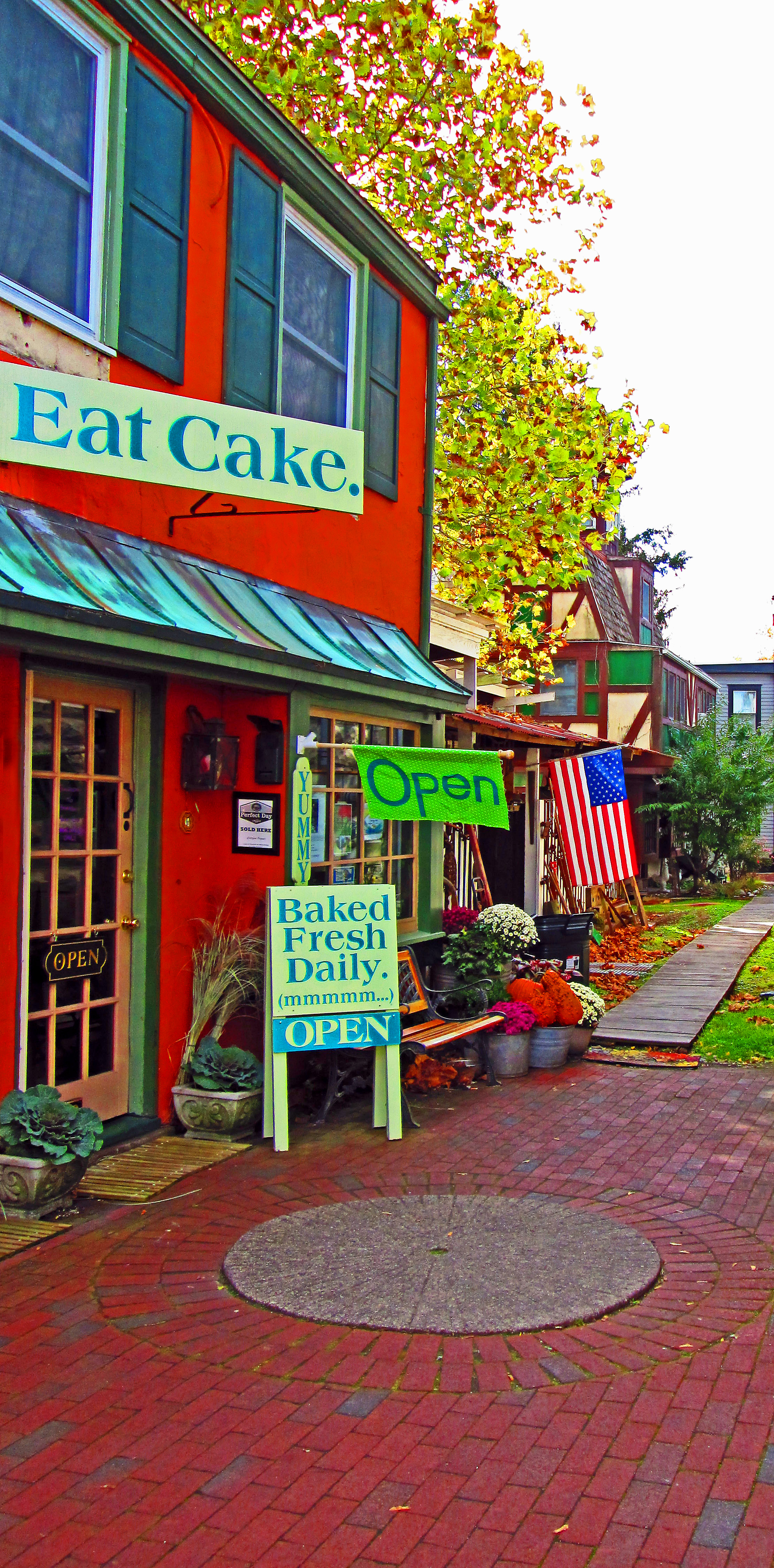 Bakery Shop In Frenchtown Boro NJ