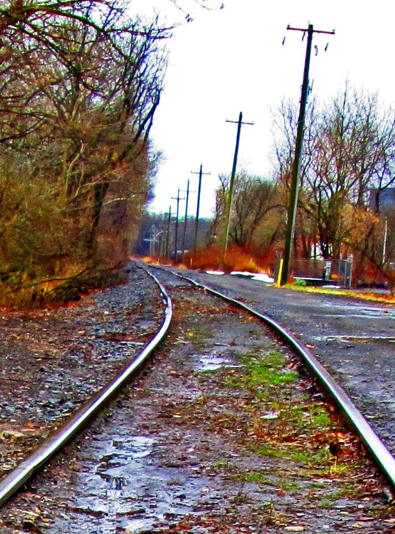 Freight Rails To Bucks County Industrial Park