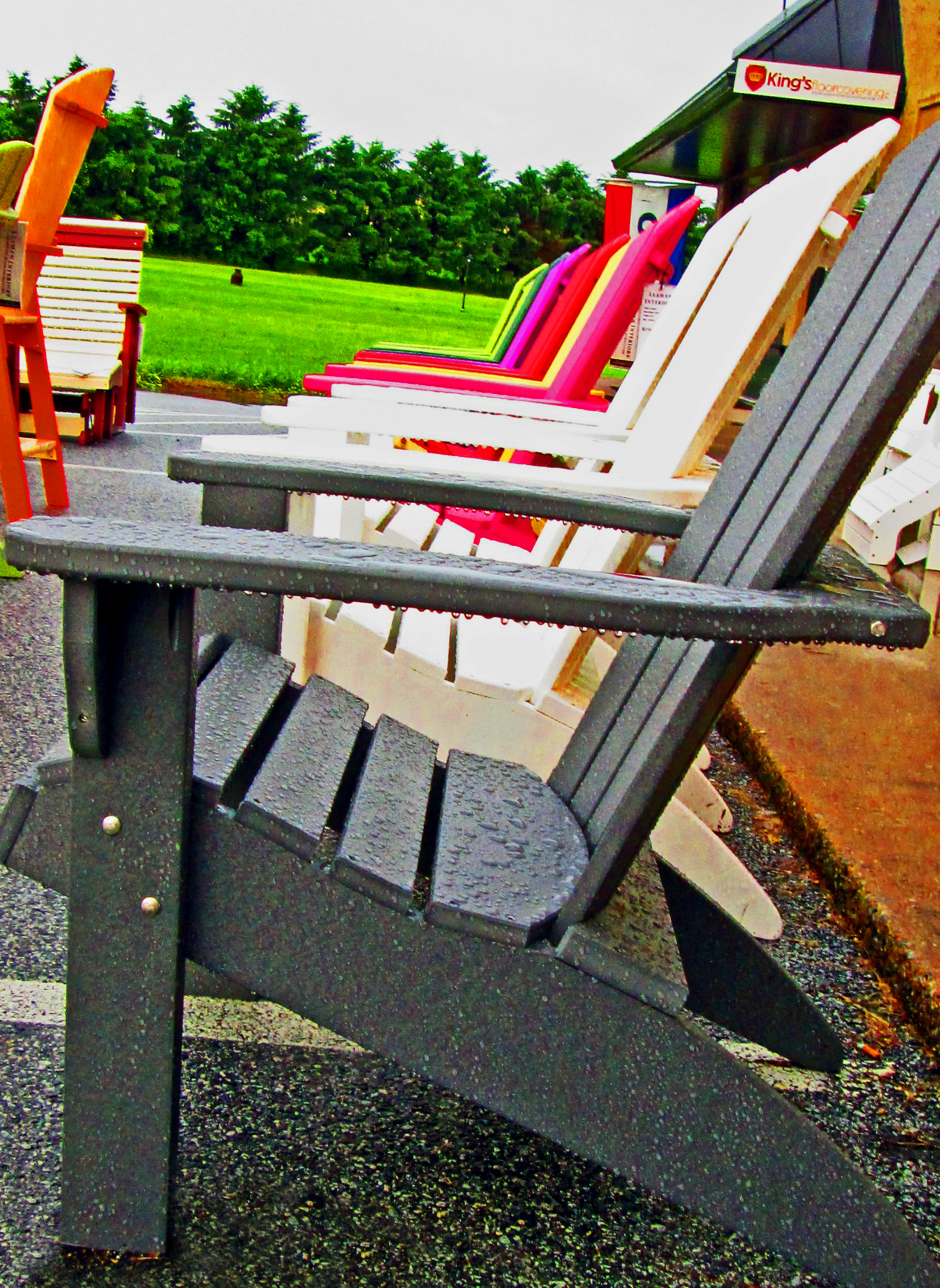 Adirondack Chairs In Lancaster County