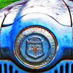50th-Year-Golden-Jubilee-Badge-On-Ford-Tractor