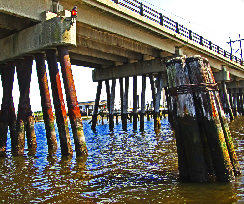 Bridge Bumper & Pilings