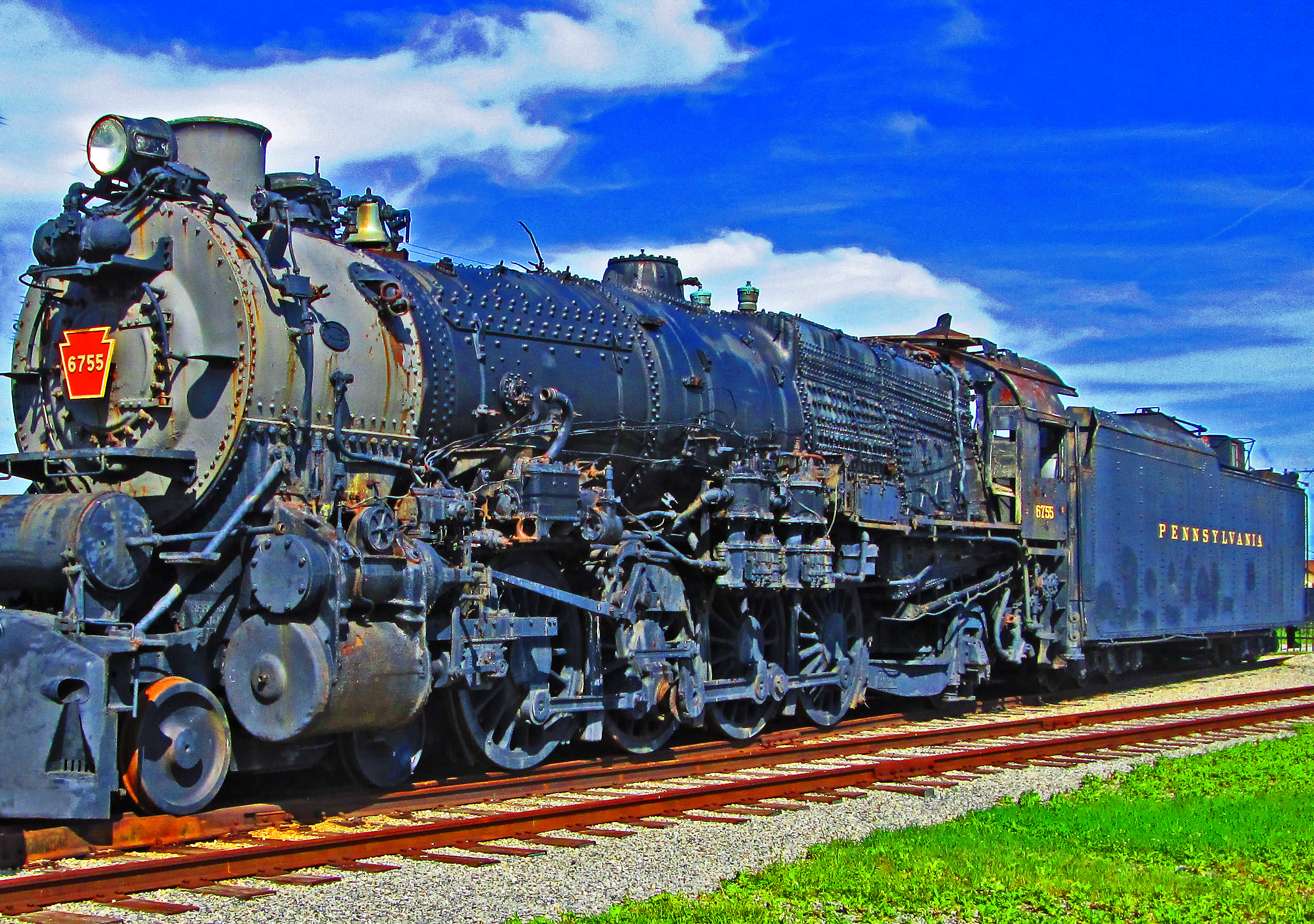 Pennsylvania Railroad M1 Heavy Duty Locomotive