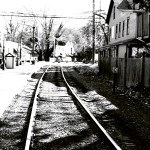 Tracks Into New Hope