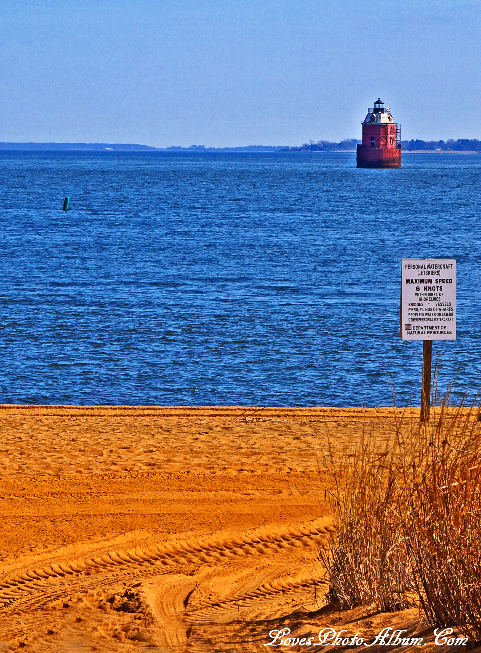 Chesapeake Beach Boat Launch