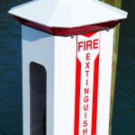 Eaton Marine Fire Station With Light