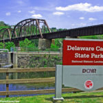 Delaware Canal State Park In Easton Pa