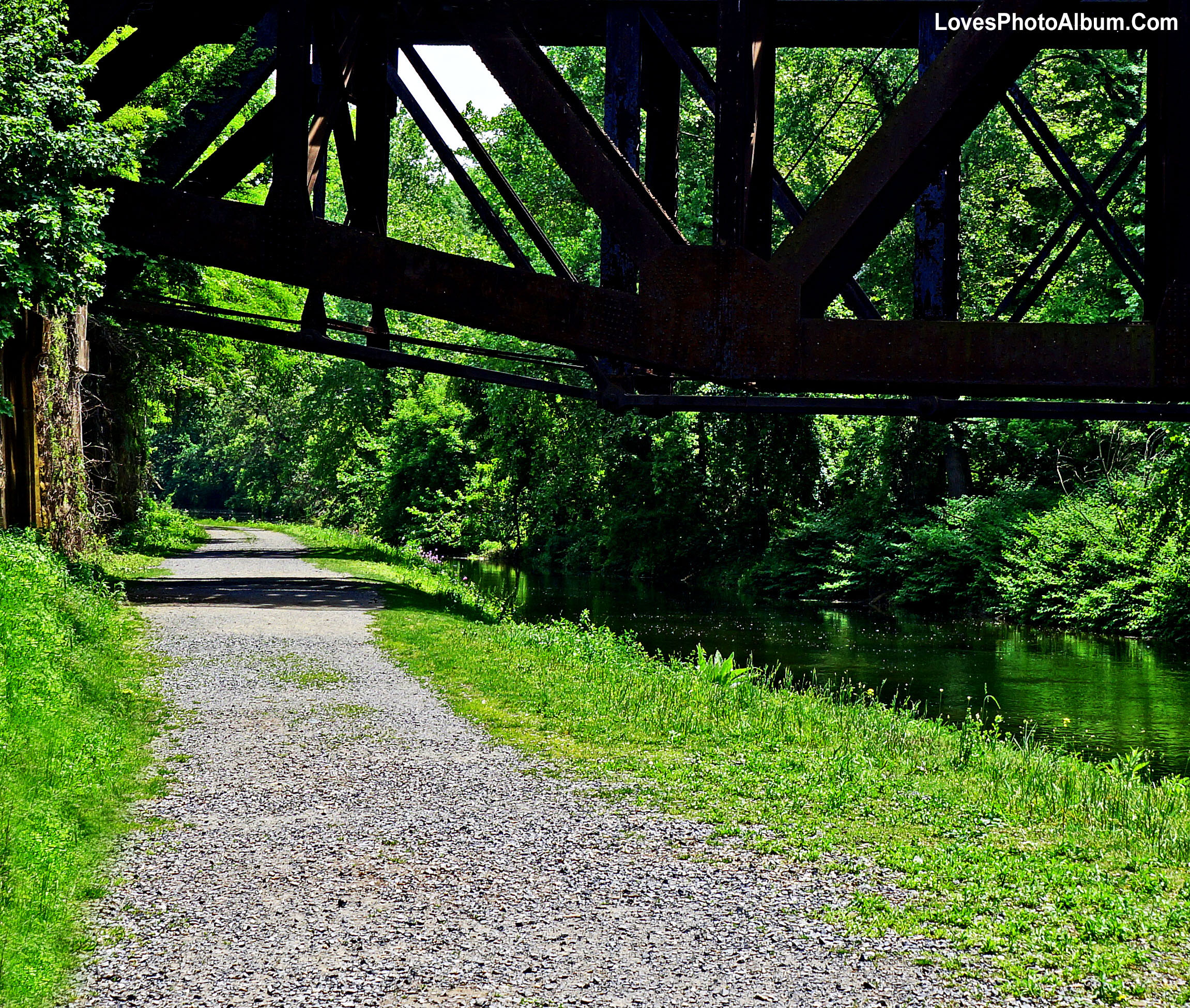 Delaware Canal Trail