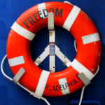 Freedom Ferry Rough Neck Life Ring