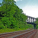 Old Lehigh Valley Freight Line