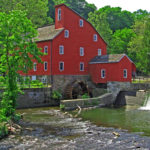 Red Mill In Clinton NJ