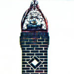 Decorative Chimney Cap Ornament