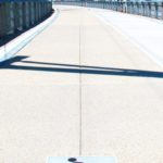 Jogging Lane On Manayunk Viaduct