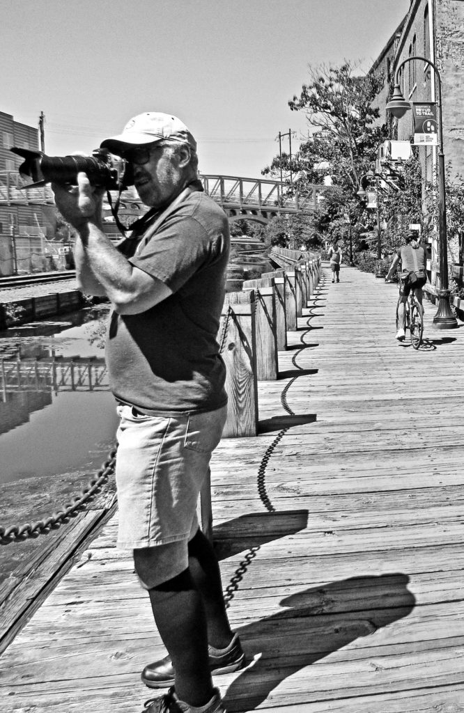 Manayunk Canal Shooting