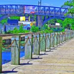 Towpath Boardwalk
