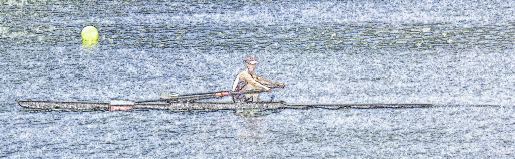 Sculling On The Schuylkill
