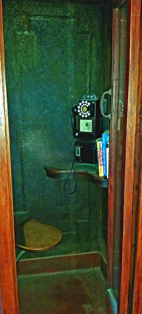 1940s Phone Booth
