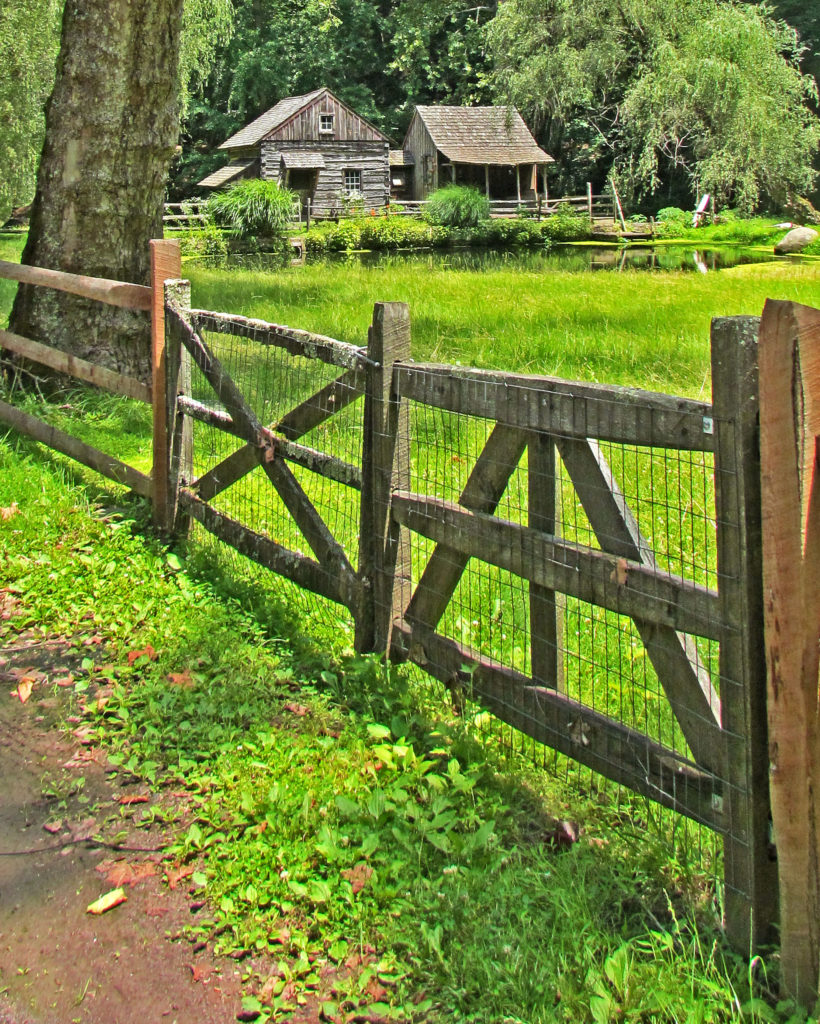 Gateway To Cuttaloosa Farm