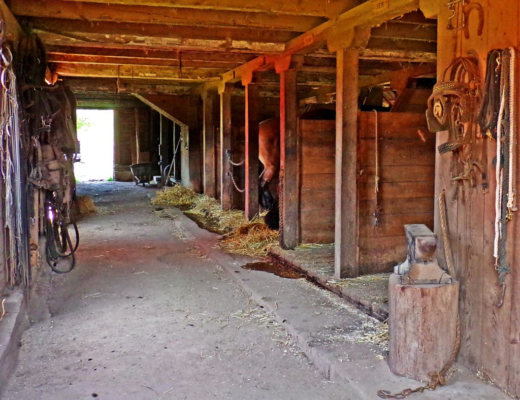 Stable At Howell Farm